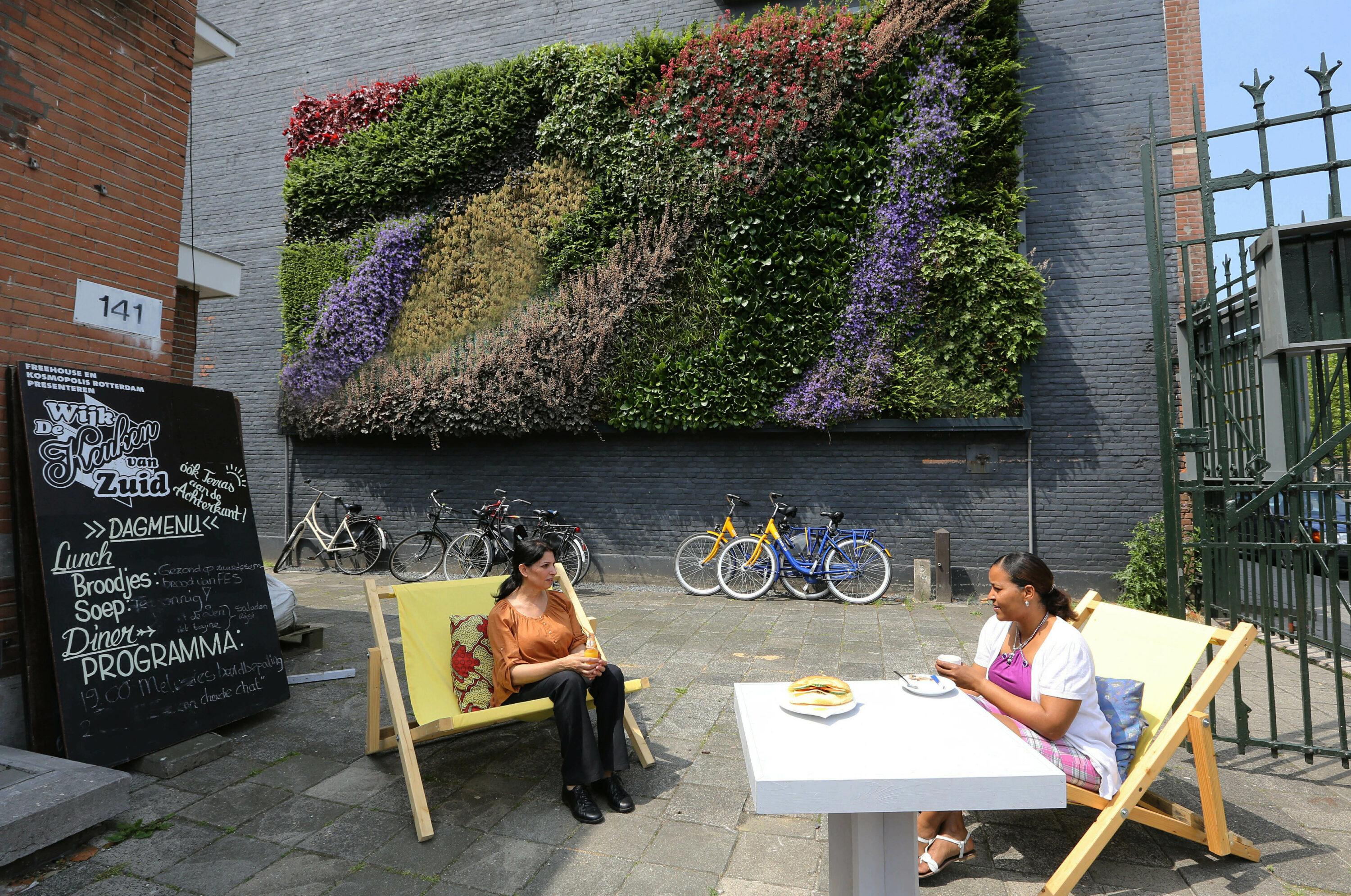 Mobilane LivePanel living wall
