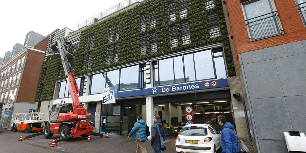 Green Parking Breda