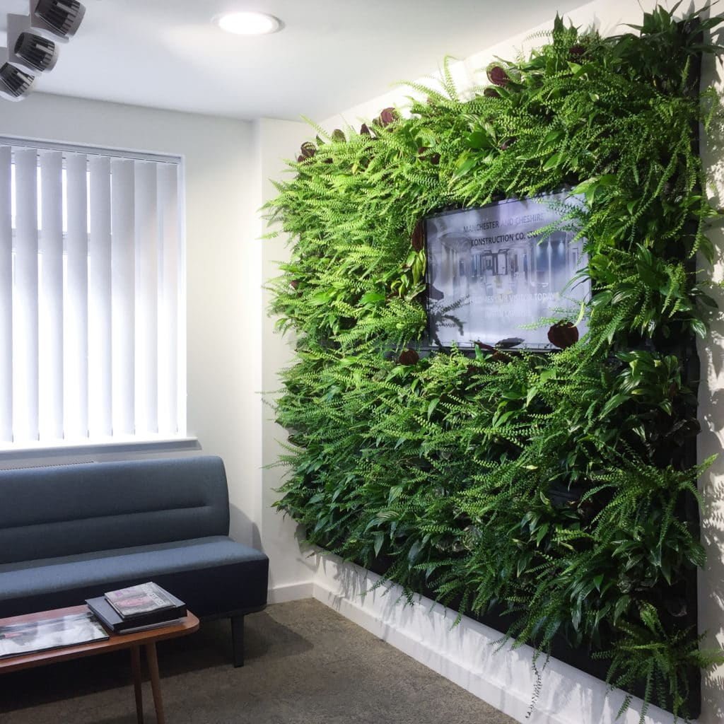 Instant Green Wall Instant Living Wall Mobilane Uk