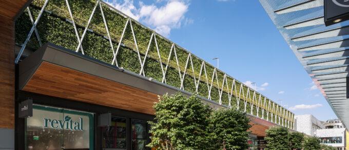 Grootste wallplanter in Bracknell Engeland