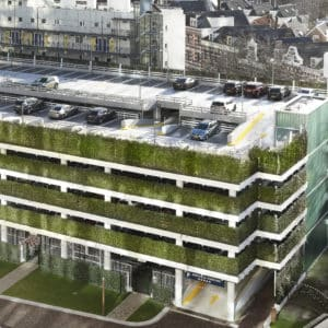 WallPlanter P-First garage Rotterdam_2016_07-2