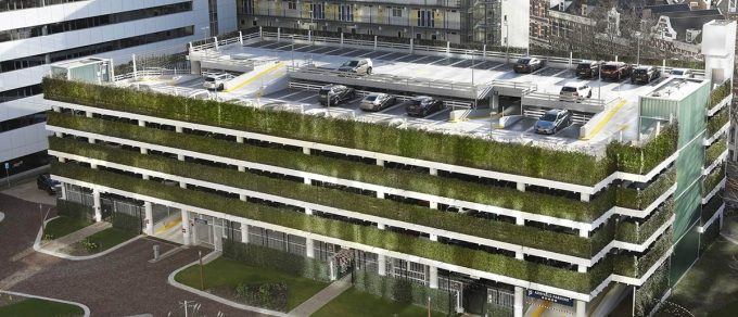 WallPlanter P-First garage Rotterdam_2016_07