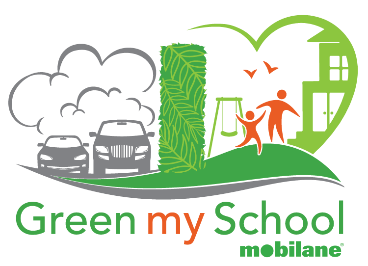Green My School logo