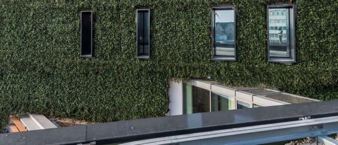 De Mobilane WallPlanters worden voorgekweekt en zorgen voor direct een groene uitstraling. Bezoek de site voor meer informatie.