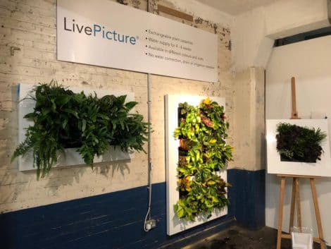 Mobilane London Design Fair LivePictureGO2