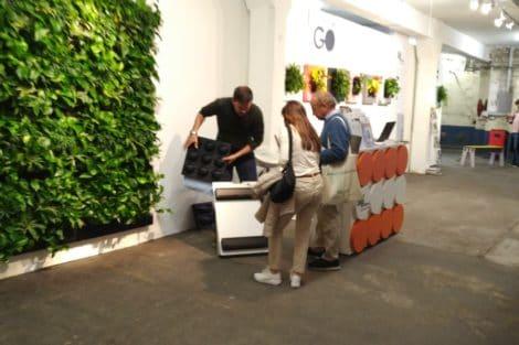 Mobilane London Design Fair LivePictureGO8