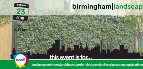 Specifi Landscape Birmingham