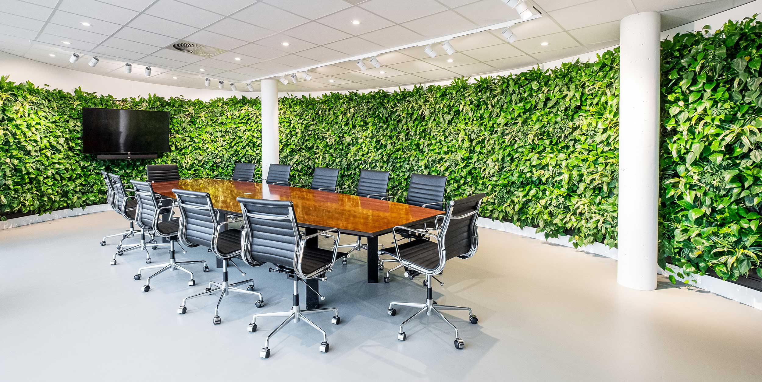 LivePanel Indoor Office Space