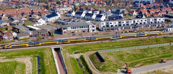 Mobilane NoiStop groene wand gemeente Kapelle Header