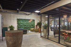 Ten Brinke Biophilic design op kantoor