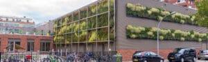 Mobilane website Header 2 advantages green wall outdoor