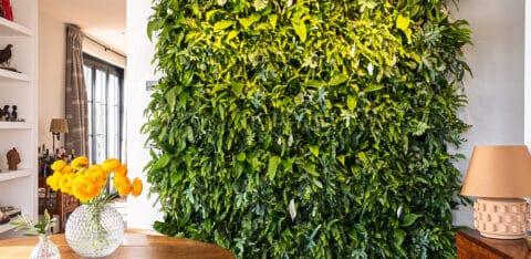 Mobilane LivePanel PACK botanische droom een groene wand voor elk interieur