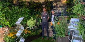 Mobilane - LivePanel Outdoor - living wall Chelsea Flower Show 2021